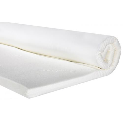 viscologic gel memory foam mattress topper with bamboo With do mattress toppers help