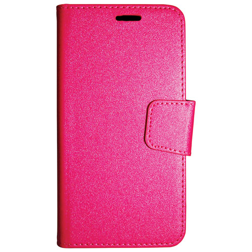 Exian iPhone 7 Wallet Case - Pink