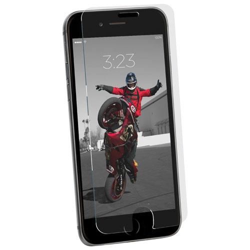 Protecteur d'écran en verre trempé d'Exian pour iPhone 7