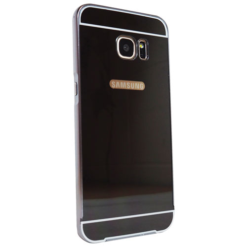 Exian Galaxy S7 Edge Fitted Hard Shell Case - Black