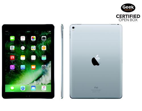 iPad Pro de 9,7 po et 32 Go avec Wi-Fi d'Apple - Gris cosmique - Boîte ouverte