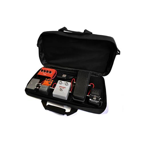 Diago PB08 Commuter Ultra-Portable Pedalboard Softcase