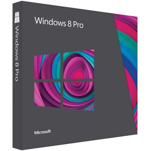 Microsoft Windows 8 Professional 64 bit OEM French