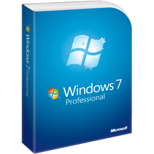 Microsoft Windows 7 Professional Upgrade French