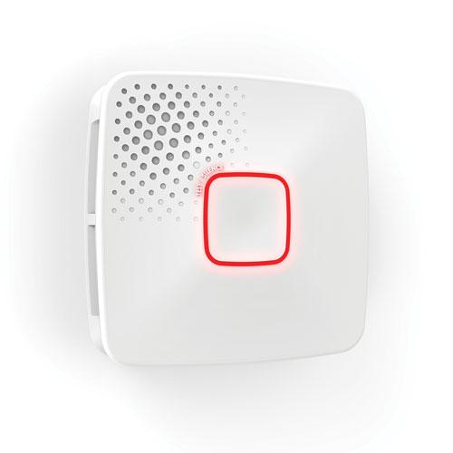 Détecteur de fumée et de monoxyde de carbone Wi-Fi Onelink de First Alarm - À pile