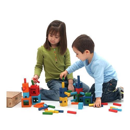 Fat Brain Toys - Twig Building Blocks