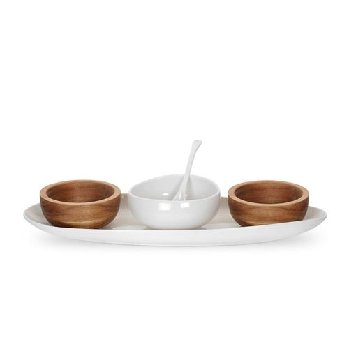 Portmeirion - Ambiance 5PC Serving Set