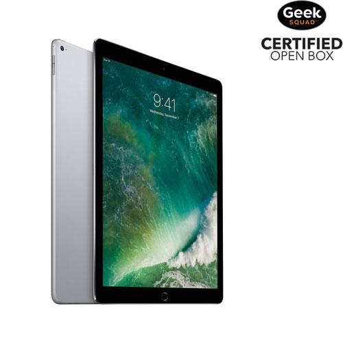 """Apple iPad Pro 12.9"""" 256GB with Wi-Fi - Space Grey - Open Box"""