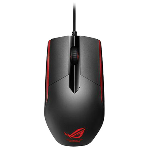ASUS ROG Sica 5000 DPI Optical Gaming Mouse - Black