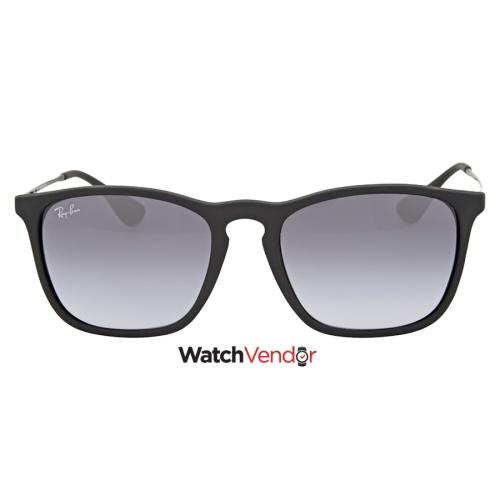 7ffb2e325e95b Ray Ban Chris Grey Gradient Sunglasses RB4187 622 8G 54