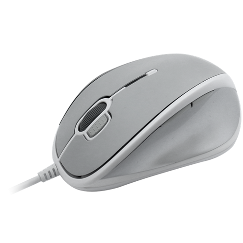 AC M571-L (Silver) Gaming Laser Mouse