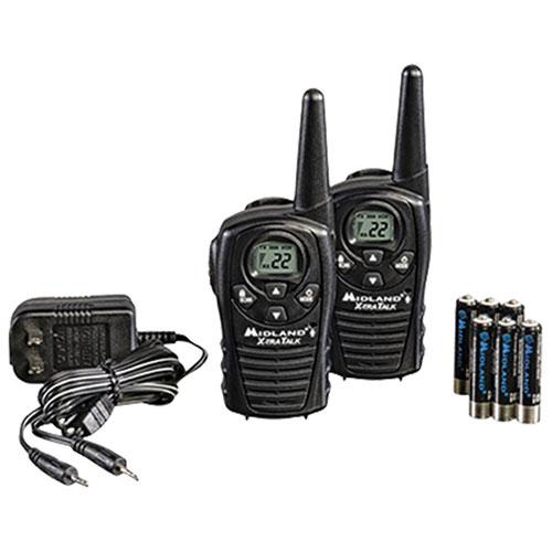Midland 2-Way Radios (LXT118VP)