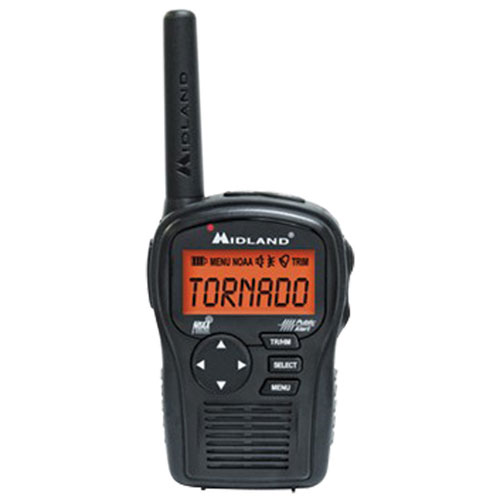 Midland Portable Weather Alert Radio (HH54VP)