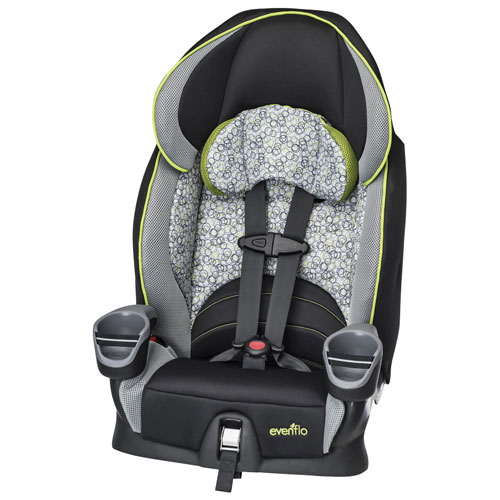 Evenflo Maestro Loopsy Convertible 2-in-1 Harnessed Booster Car Seat