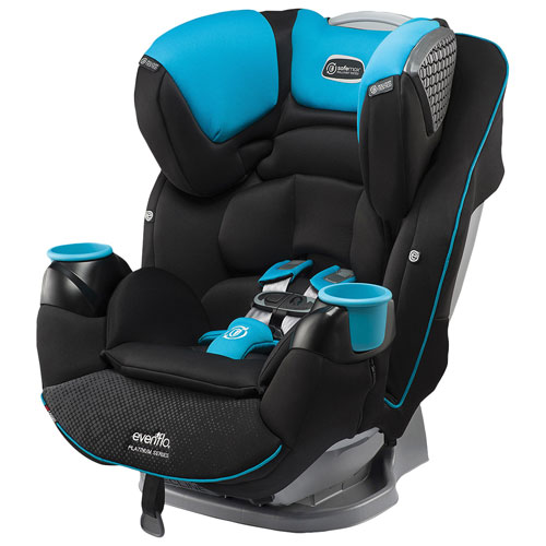 Evenflo SafeMax Marshall Convertible 3 In 1 Car Seat
