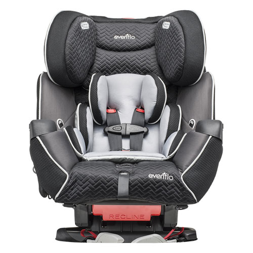 Evenflo Symphony LX Jordan Convertible All In One Car Seat