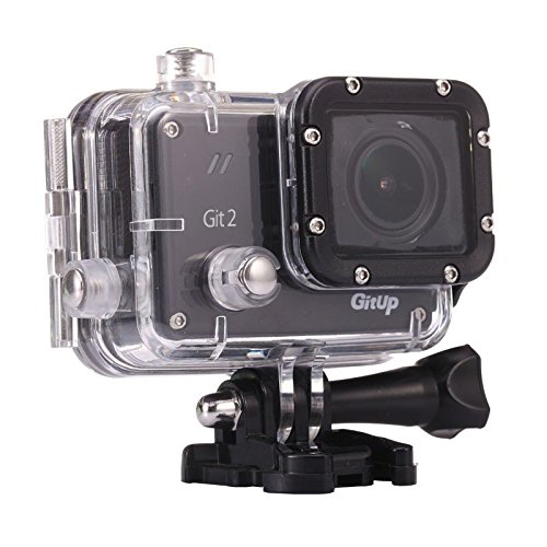 Official VIOFO GIT2 Action Camera - Pro Edition - 2K Video + 30M Waterproof + Gyro Stabilization