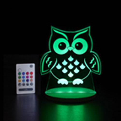 Tulio Dream Lights LED Night Light/Reading Lamp Light With Remote Control  (TUL1008)
