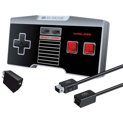 DreamGEAR NES Wireless Controller & Cable