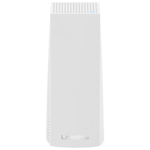 Linksys Velop Wireless AC2200 Whole-Home Mesh Wi-Fi System (WHW0303-CA) - 3  Pack