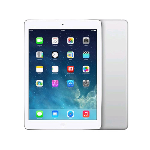 APPLE,A1475, IPAD AIR, RETINA, 32 GB, WIFI, GSM, SILVER - Refurbished 1 YR Warranty