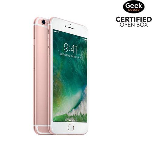 iPhone 6s Plus de 32 Go d'Apple - Rose doré - Carte SIM verrouillée par fournisseur - Boîte ouverte