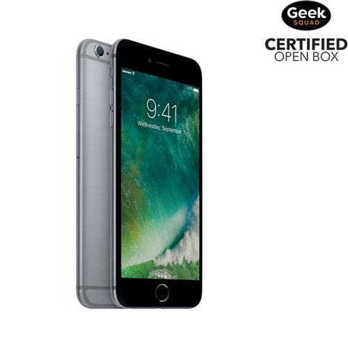Apple iPhone 6s Plus 32GB Smartphone - Space Grey - Carrier SIM Locked - Open Box