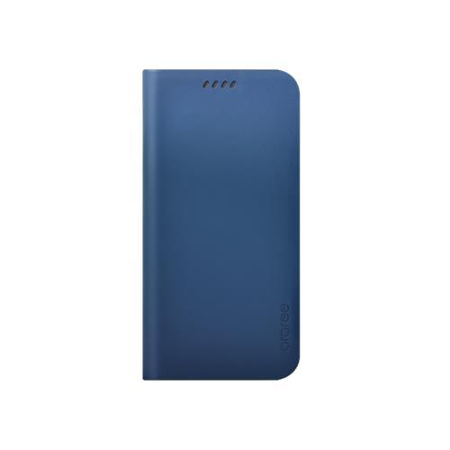 Araree Slim Diary Galaxy S6 Edge Bleu