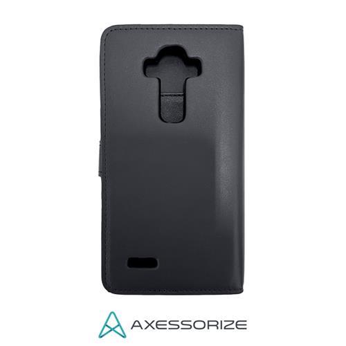 Folio case Axessorize LG G4 Blue