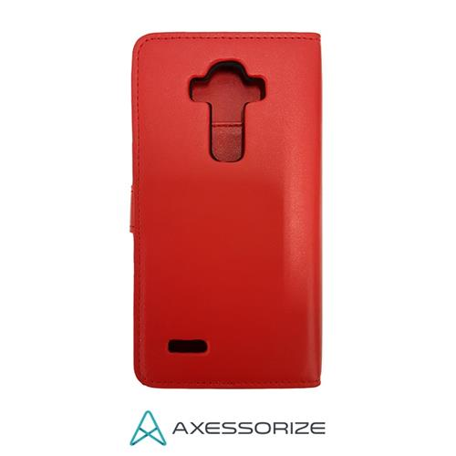 Folio Case Axessorize LG G4 Red