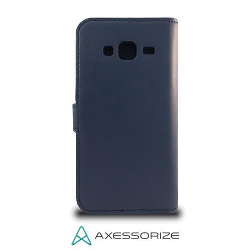 Folio Case Axessorize Galaxy J3 Blue