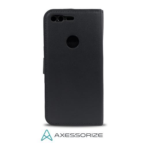 Folio Case Axessorize Google Pixel Black