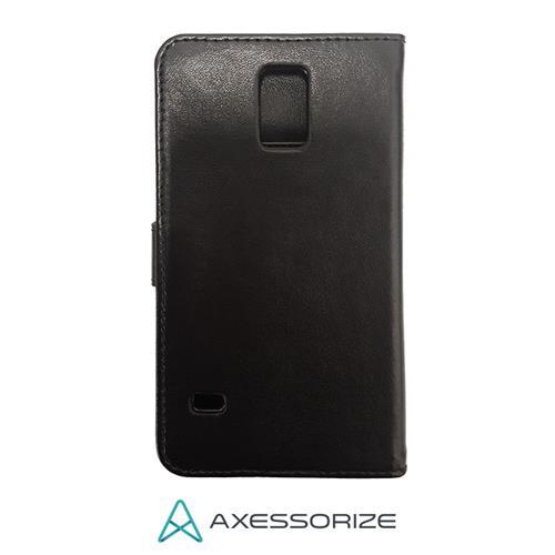 Galaxy S5 Folio Case Axessorize Black