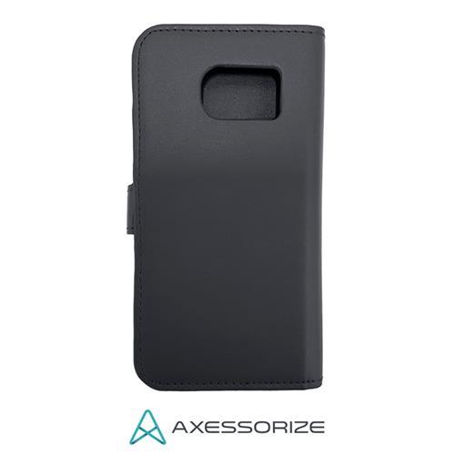Folio Case Axessorize Galaxy S7 Bleu