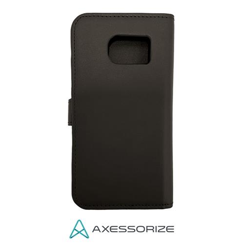 Axessorize Fitted Hard Shell Case for Samsung Galaxy S7 - Black