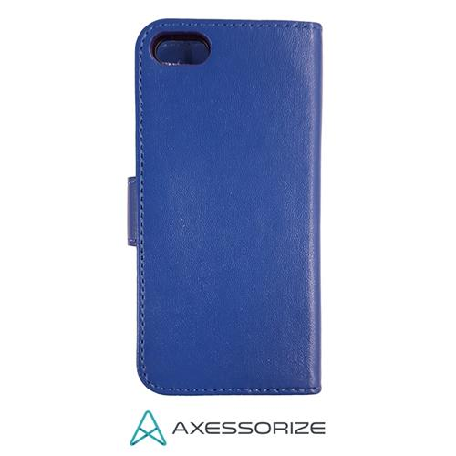 Folio Case Axessorize iPhone 5/5s Bleu