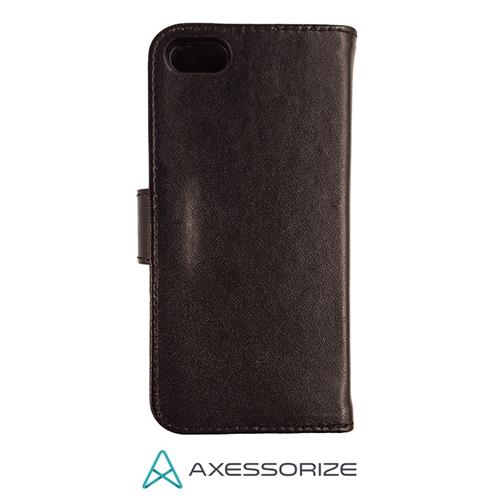Folio Case Axessorize iPhone 5/5s Noir