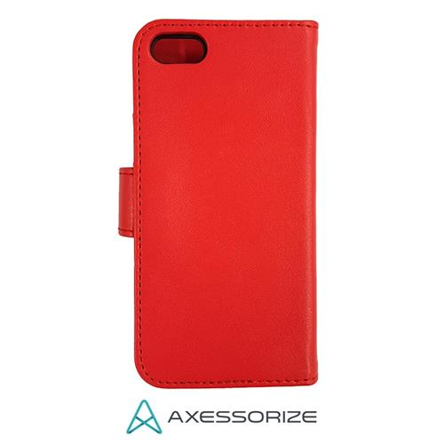 Folio Case Axessorize iPhone 5/5s Red