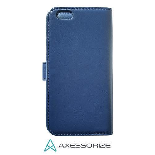 Folio Case Axessorize iPhone 6/6s Bleu