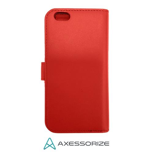 Folio Case Axessorize iPhone 6/6s Rouge
