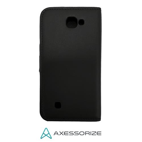 Folio Case Axessorize LG K4 Noir