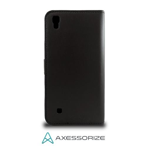 Folio Case Axessorize LG X Power Noir