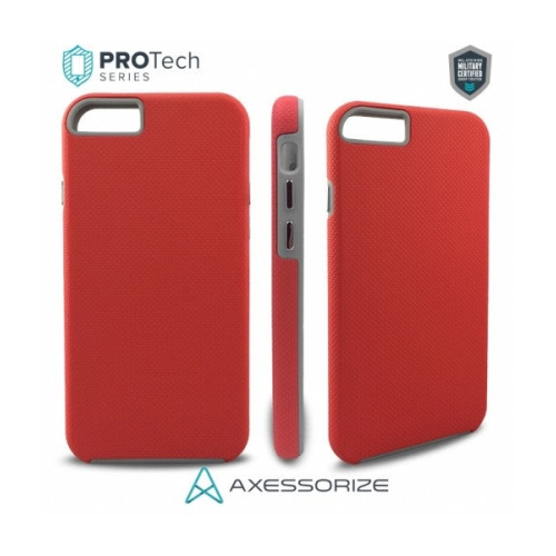 Axessorize Protech Case iPhone 8/7 Plus Pink Salmon
