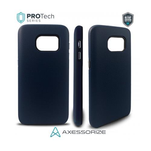 Protech Axessorize Samsung Galaxy S7 Bleu Cobalt