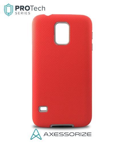Axessorize Protech Case Samsung Galaxy S5 Salmon