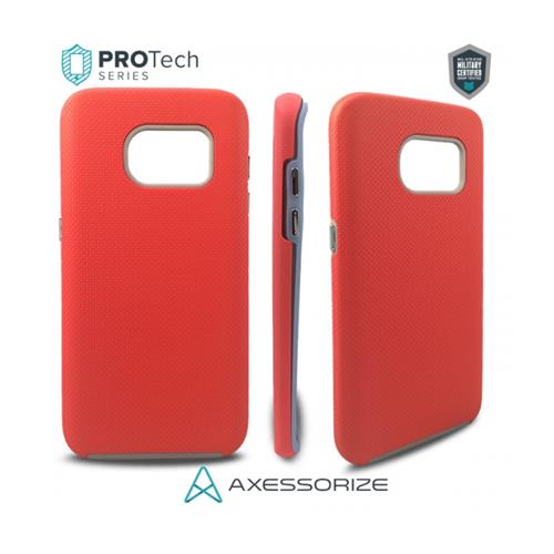 Protech Axessorize Samsung Galaxy S7 Edge Rose Saumon