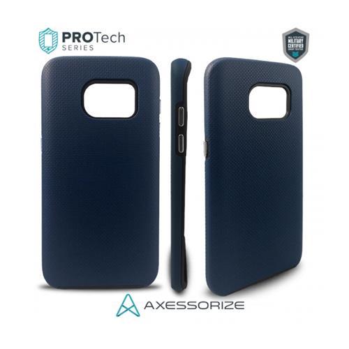 Protech Axessorize Samsung Galaxy S7 Edge Bleu Cobalt