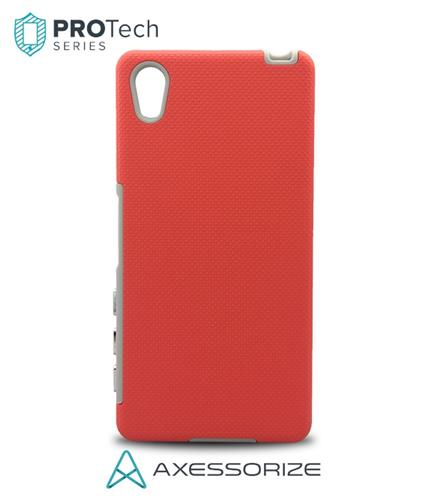 Axessorize Protech Case Sony Xperia X Pink Salmon
