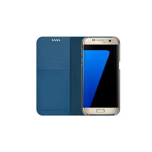 Araree Slim Diary Galaxy S7 Edge Blue