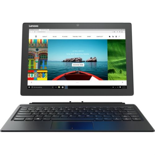 "Lenovo IdeaPad Miix 510-12ISK 80U1006DUS 12.2"" 16:10 2 in 1 Notebook - 1920 x 1200 Touchscreen - In-plane Switching (IPS)"